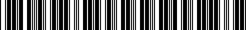 Barcode for WAP0800090C