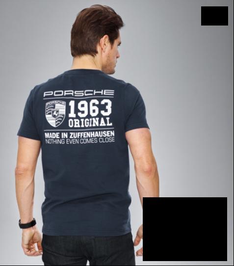 Wap6660xs3xl0g Porsche Collector S T Shirt Edition No 2 1963 Original Limited Edition