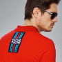 Men's polo shirt - MARTINI RACING.