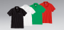 Men's polo shirt. - Green