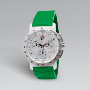 Sport Classic chronograph - green edition.