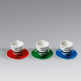 Espresso cups, set of 3 - RS 2.7.