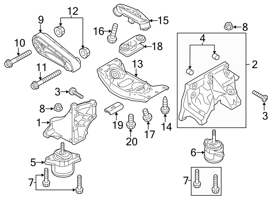 porsche panamera bracket  console  wturbocharger