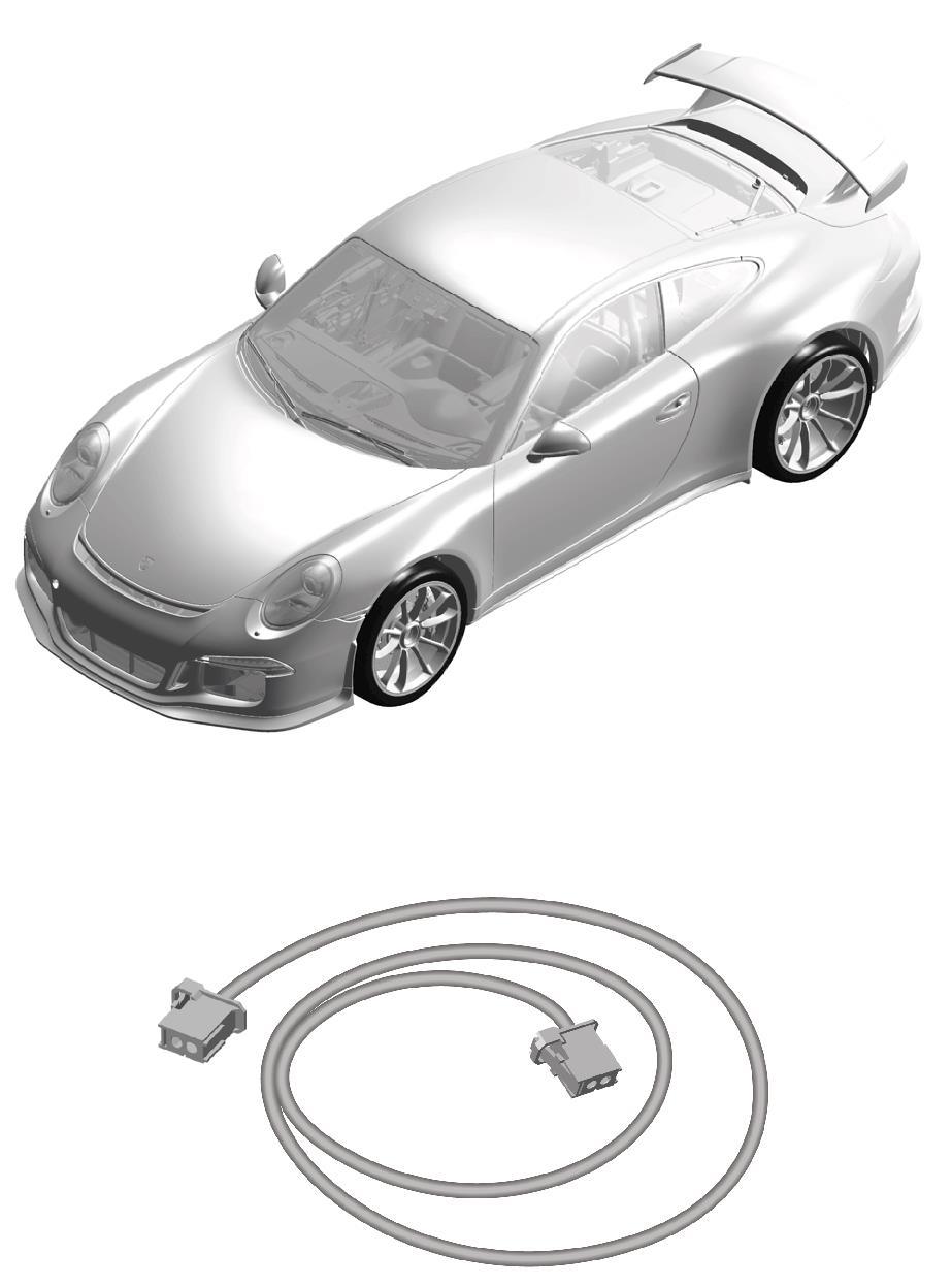 Porsche Cayman Wiring Harness To Lower Driver U0026 39 S Side