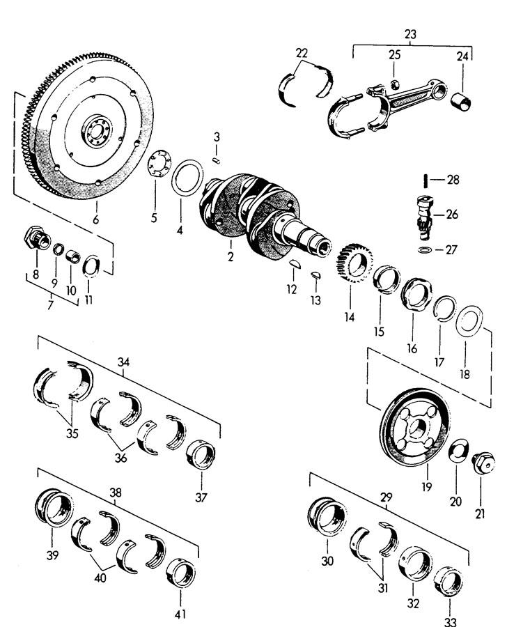 Porsche 356b  356c Standard Dimension Bearing Sleeve  Bush