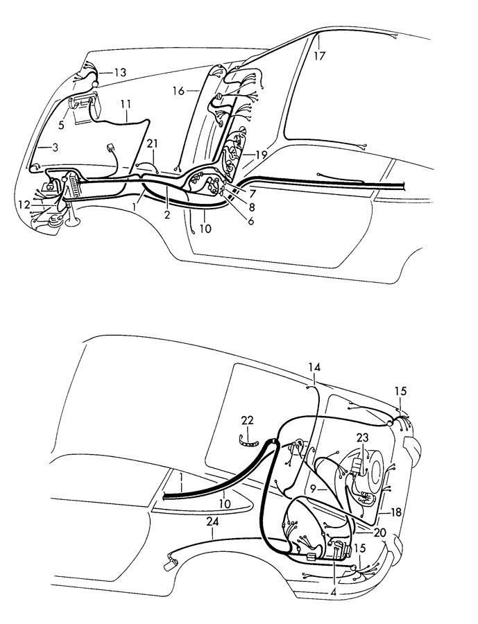 1992 porsche 911 dme wiring diagram